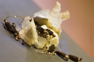 Blanc Manger - Morilles - sesame - Lait de Soja